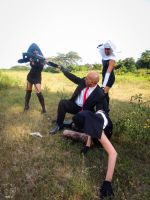 Hitman: Absolution Cosplay Session 16 by Bahamut-Eternal