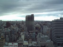 Tokyo 01 by togistock