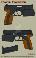 BSG Five Seven by Wolff60