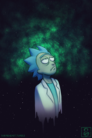 Rick and Morty: Hurt by Shrineheart
