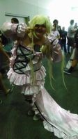anime expo ax 2014 day one day 1 chii chobits by DemonNinjaWolf