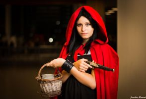 Little Red Riding Hood Cosplay 01 by JonathDer