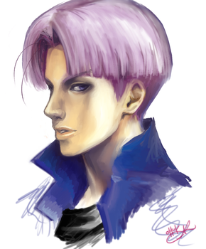 Trunks (2011) by Aenanna