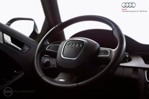 Audi A4 Interior by Homogeneous