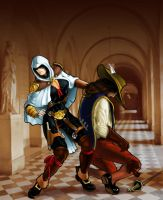 Assassin creed disciples by Henry7