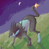 luxray by haemorrhoid