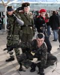 Metal Gear Solid 3 Cosplay 1 by Vrcg
