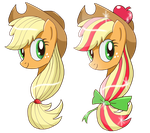 Applejack Shirt Designs by Ilona-the-Sinister
