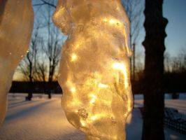Amber Ice by SweetSoliloquy