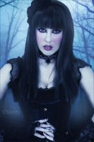 Lady of the night by ChiantyVex