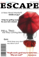 Escape Issue 1 by flowers1011