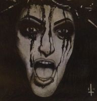 Chris Motionless by bewitchedgirl