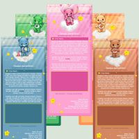 care bears css pack by lockjavv