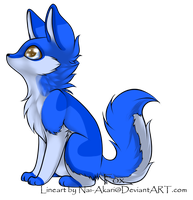 FOX ADOPT *CLOSED* (2 points) by Yunarii