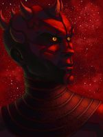 Son of Dathomir by PadawanLinea