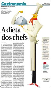The Chefs Diet by marchine