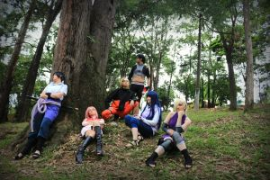 That's our ninja way by PSHcosplay