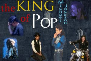 the king of pop by Dark7Priestess7Kikyo