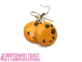 Kawaii Cookie Earrings by Metterschlingel