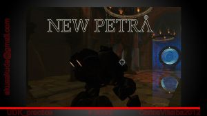 New Petra UDK by lesswanted