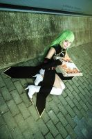 C.C. Code Geass by TammYTA