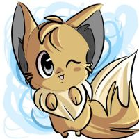 Ugly Eevee by th351