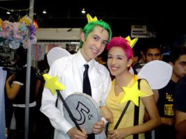 Fairly Oddparents I by invader-zik