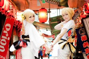 Len Kagamine3_VOCALOID by AMPLE-COSPLAY