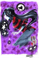 - another Marceline fanart - by AsuHan