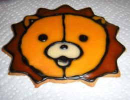 Bleach Kon Cookies by Stephanefalies
