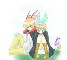 APH - wales and england  by Mi-chan4649