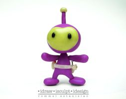 PICCA Mascot Figure and Pendant by Dinuguan