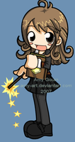Hermione - Harry Potter by amy-art