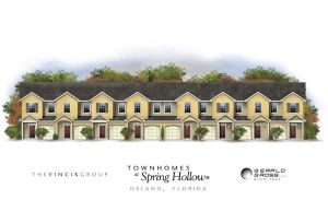 NEW Townhomes at Spring Hollow by BlakeVasek