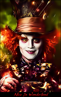 The Mad Hatter by Red-wins