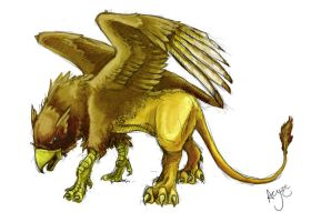 Gryphon Colours by Aeyze