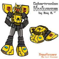 Cybertronian Hubcap by TF-The-Lost-Seasons