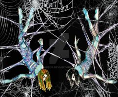 i want you in my spider's web by tabeck