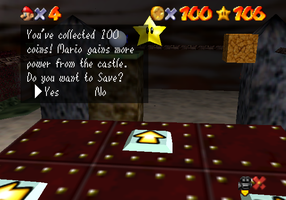 something i did in super mario 64 by sonickirbyfanno7np10