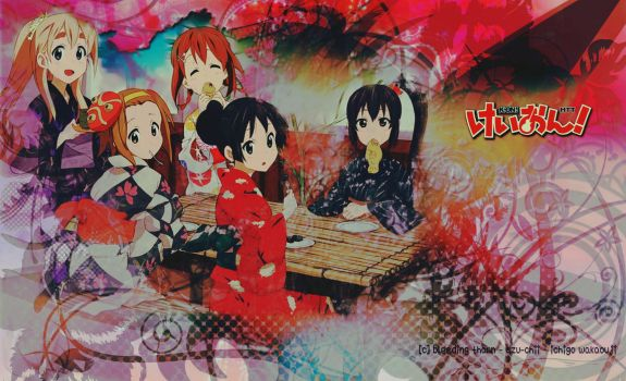 K-ON_HTT_BT by BleedingThorn29