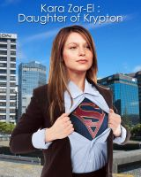 Daughter of Krypton by 5red