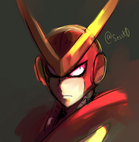 Quickman doodle by SessK0