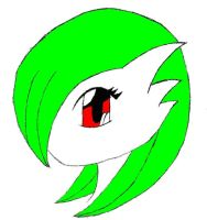 Gardevoir Beauty in Simplicity Colored by ravenfanboy64