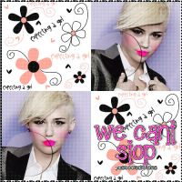 We Can't Stop PSD by justcooleditions