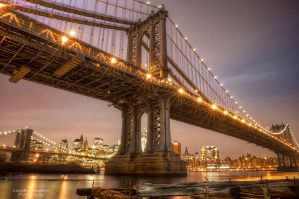 Manhattan Magic by LeashaHooker