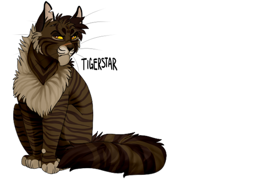 [ Tigerstar ] by Joker-Darling