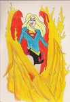Supergirl by DrZoidSpock