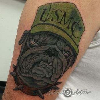 MC Bulldog by adammdesigns
