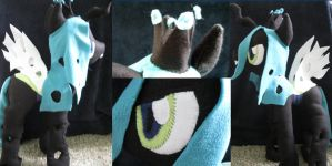 Chrysalis is best Plushie by rpm1337