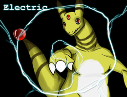 Day 4: Electric by CountDraggula